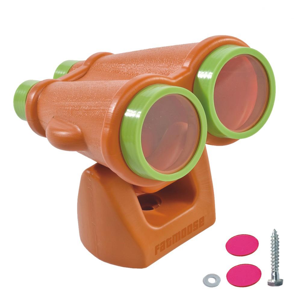 Image of Fatmoose Binoculars telescope DuoSpy XL play tower accessories