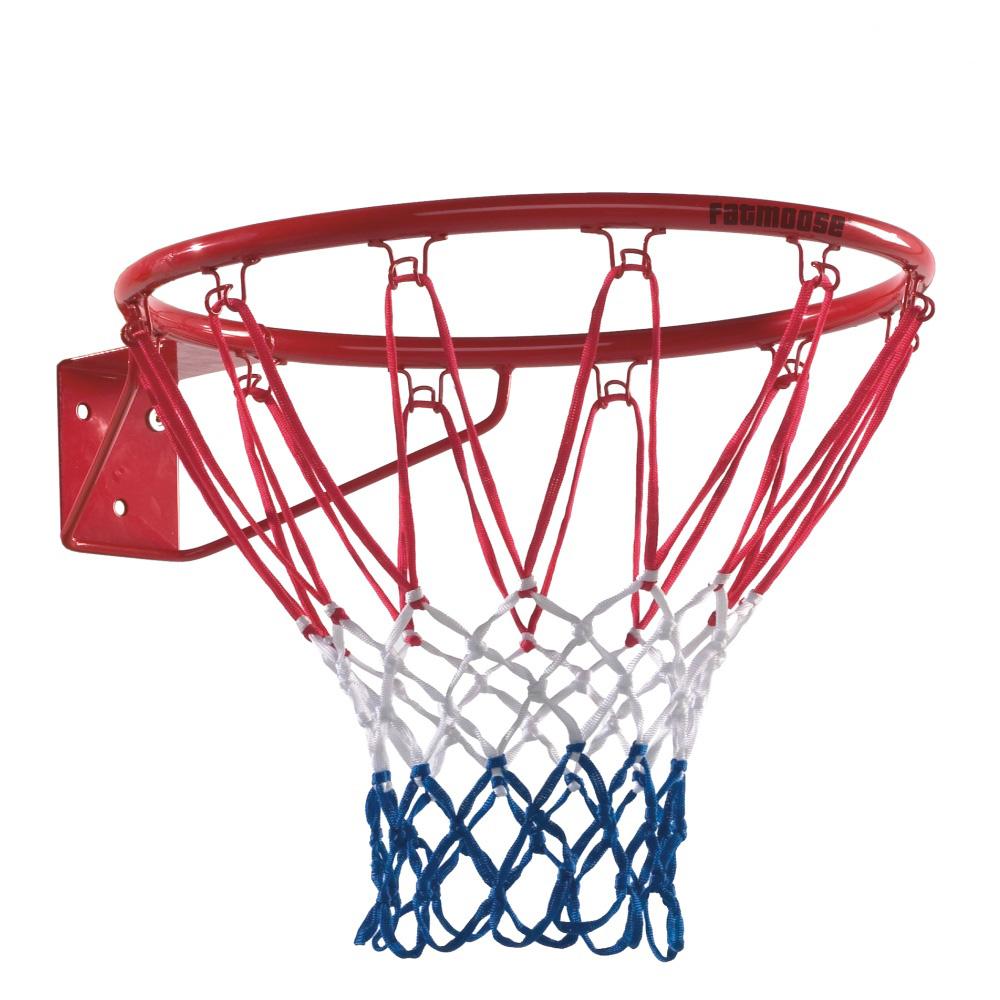 Image of Fatmoose Basketball hoop HangRing, basketball hoop with ring